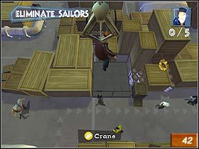 5 - Penguin Mutiny - Solucja - Madagaskar - poradnik do gry