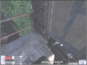 Odwróć się w lewo - dwóch jest za schodami, pokazuje ich lewy obrazek - [06] Broken Lanterns Street cz.2 - Hellforces - poradnik do gry