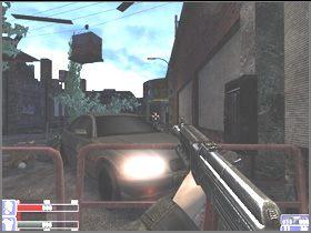 Ukryj się za płonącą beczką - [06] Broken Lanterns Street cz.2 - Hellforces - poradnik do gry