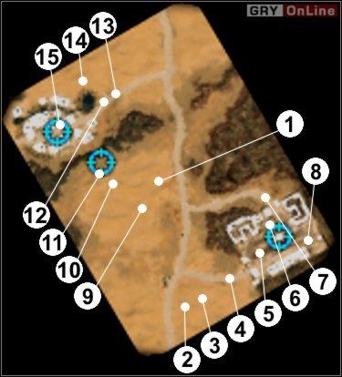 1 - Misja 5 - Sidi Rezegh (1) - Państwa Osi - Codename: Panzers - Faza Druga - poradnik do gry