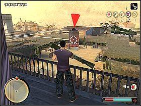 Zauważ, iż centralny zbiornik nie zawalił się - [4] Smash The Stash cz.3 - Total Overdose: A Gunslingers Tale in Mexico - poradnik do gry