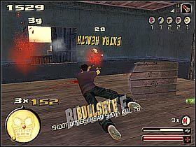 Po zlikwidowaniu wszystkich bandytów skieruj się na piętro - [5] Steal the wheels cz.1 - Total Overdose: A Gunslingers Tale in Mexico - poradnik do gry