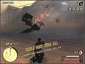 Po wykończeniu wszystkich oponentów skieruj się do poznanej już wcześniej drogi - [5] Steal the wheels cz.2 - Total Overdose: A Gunslingers Tale in Mexico - poradnik do gry