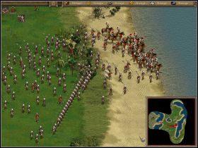 [28] - Wojna na wszystkich frontach - Wyprawa Corteza - American Conquest: Odwet - poradnik do gry