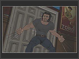2 - [Opis przejścia] Misja 2 - Wolverine cz.2 - Ultimate Spider-Man - poradnik do gry