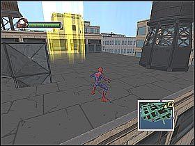 Zasady tej minigry są stosunkowo proste i jednocześnie bardzo oczywiste - [Opis przejścia] Misja 2 - Miasto - Ultimate Spider-Man - poradnik do gry