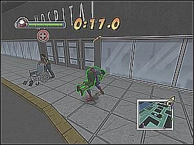 5 - [Opis przejścia] Misja 2 - Miasto - Ultimate Spider-Man - poradnik do gry