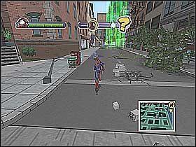 2 - [Opis przejścia] Misja 3 - R.H.I.N.O. cz.1 - Ultimate Spider-Man - poradnik do gry