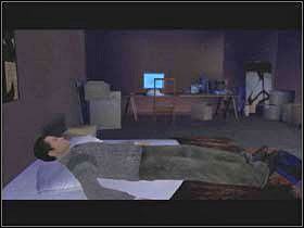5 - LOST LOVE Mieszkanie Lucasa cz.1 - Fahrenheit - poradnik do gry