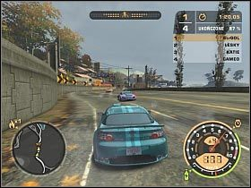2 - Imprezy wyścigowe | Czarna lista 11 - Big Lou - Need for Speed: Most Wanted (2005) - poradnik do gry
