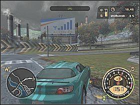 2 - Imprezy wyścigowe - Czarna lista 11 - Big Lou - Need for Speed: Most Wanted - poradnik do gry