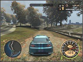 3 - Imprezy wyścigowe - Czarna lista 11 - Big Lou - Need for Speed: Most Wanted - poradnik do gry