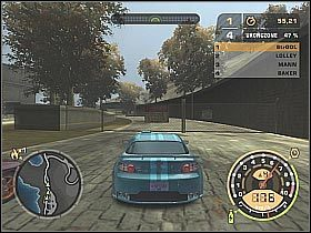 4 - Imprezy wyścigowe | Czarna lista 11 - Big Lou - Need for Speed: Most Wanted (2005) - poradnik do gry