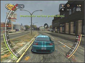 5 - Imprezy wyścigowe - Czarna lista 11 - Big Lou - Need for Speed: Most Wanted - poradnik do gry