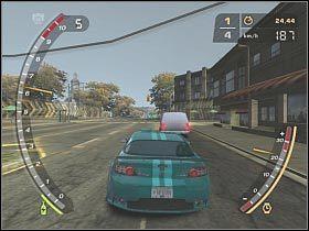 6 - Imprezy wyścigowe - Czarna lista 11 - Big Lou - Need for Speed: Most Wanted - poradnik do gry
