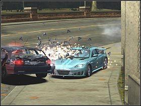 3 - Kamienie milowe - Czarna lista 11 - Big Lou - Need for Speed: Most Wanted - poradnik do gry