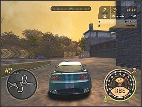 1 - GŁÓWNY POJEDYNEK - Czarna lista 11 - Big Lou - Need for Speed: Most Wanted - poradnik do gry
