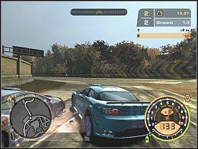 2 - GŁÓWNY POJEDYNEK - Czarna lista 11 - Big Lou - Need for Speed: Most Wanted - poradnik do gry