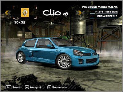 Speed Clio