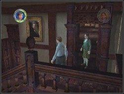 Biegli�my za ni� korytarzem - Garderoba - Opis przej�cia - Opowie�ci z Narnii: Lew, Czarownica i stara szafa - poradnik do gry