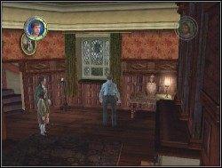 Łucja przestała się mazać - Garderoba - Opis przejścia - Opowieści z Narnii: Lew, Czarownica i stara szafa - poradnik do gry