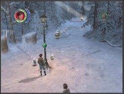 1 - Pierwsze spotkanie z Narni� - Opis przej�cia - Opowie�ci z Narnii: Lew, Czarownica i stara szafa - poradnik do gry