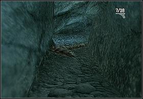 Kiedy dopłyniesz do miejsca, gdzie możesz wyjść z rzeki przejdź przez dłuższy tunel, w którym nieprzyjaciel również próbować będzie swoich sił - [Solucja] Hayes cz.2 - Peter Jacksons King Kong - poradnik do gry