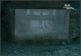 Płynąc dalej wyjdź znów na ląd, wydostań się z jaskini i udaj się do strażnicy - [Solucja] Hayes cz.3 - Peter Jacksons King Kong - poradnik do gry