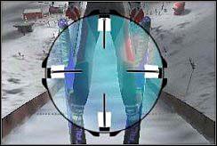 Ten element trzeba niestety opanować do perfekcji - Lot - Nauka skakania - Skoki narciarskie 2006 - poradnik do gry
