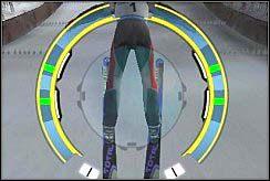 1 - Lądowanie - Nauka skakania - Skoki narciarskie 2006 - poradnik do gry