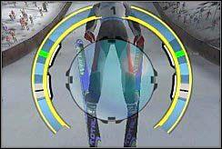 2 - Lądowanie - Nauka skakania - Skoki narciarskie 2006 - poradnik do gry