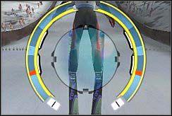 Ostatnie rodzaje to już raczej kiepskie próby uratowania skoku - Lądowanie - Nauka skakania - Skoki narciarskie 2006 - poradnik do gry