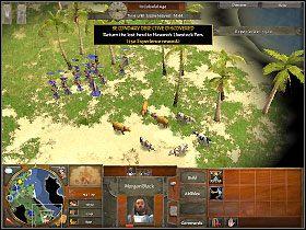 050 - Misja 6 - Piracka pomoc - Akt 1 - Age of Empires III - poradnik do gry