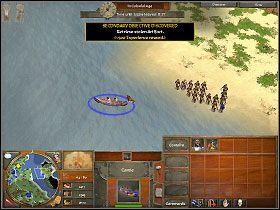 051 - Misja 6 - Piracka pomoc - Akt 1 - Age of Empires III - poradnik do gry