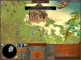 029 - Misja 4 - Turecki fort - Akt 1 - Age of Empires III - poradnik do gry