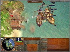 033 - Misja 4 - Turecki fort - Akt 1 - Age of Empires III - poradnik do gry