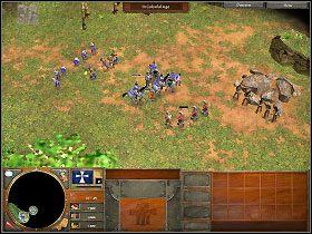 037 - Misja 5 - Świątynie Azteków - Akt 1 - Age of Empires III - poradnik do gry