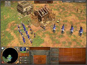 038 - Misja 5 - Świątynie Azteków - Akt 1 - Age of Empires III - poradnik do gry