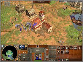039 - Misja 5 - Świątynie Azteków - Akt 1 - Age of Empires III - poradnik do gry