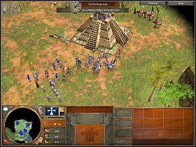 041 - Misja 5 - Świątynie Azteków - Akt 1 - Age of Empires III - poradnik do gry