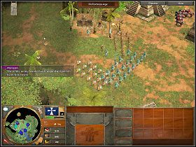 042 - Misja 5 - Świątynie Azteków - Akt 1 - Age of Empires III - poradnik do gry