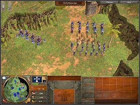 043 - Misja 5 - Świątynie Azteków - Akt 1 - Age of Empires III - poradnik do gry