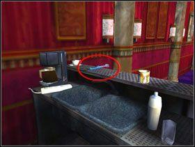 Używasz sosu chili na kubku z grogiem [obrazek 1] - San Fran Club - Solucja - Lula 3D - poradnik do gry