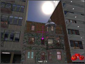 Podchodzisz do drzwi i używasz dzwonka (na prawo od drzwi - obrazek 1 ) - Las Vegas - Solucja - Lula 3D - poradnik do gry