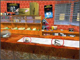 Zejdź na parter i zadzwoń do pana Wonga z telefonu pod schodami [obrazek 1] - Las Vegas - Solucja - Lula 3D - poradnik do gry