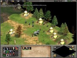 1 - An Unlikely Messiah - Kampania Joanny DArc - Age of Empires II: The Age of the Kings - Single Player - poradnik do gry