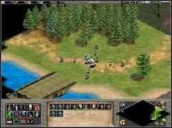 2 - An Unlikely Messiah - Kampania Joanny DArc - Age of Empires II: The Age of the Kings - Single Player - poradnik do gry