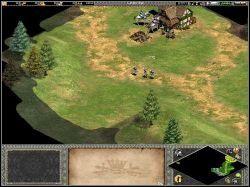 Szybka była z nimi przeprawa, ale oto przed nami otwarły się dwie drogi - An Unlikely Messiah - Kampania Joanny DArc - Age of Empires II: The Age of the Kings - Single Player - poradnik do gry