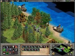 4 - An Unlikely Messiah - Kampania Joanny DArc - Age of Empires II: The Age of the Kings - Single Player - poradnik do gry
