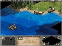 1 - The Cleansing of the Loire - Kampania Joanny DArc - Age of Empires II: The Age of the Kings - Single Player - poradnik do gry